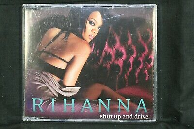 AU18 • Buy  Rihanna ‎– Shut Up And Drive  - Single  -  CD (C1038)