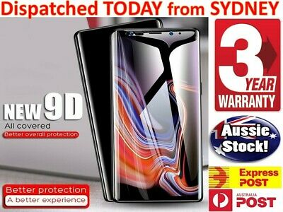 AU5.97 • Buy For Samsung Galaxy S20 S9 S10 S7 S8 A11 A21 Note Tempered Glass Screen Protector
