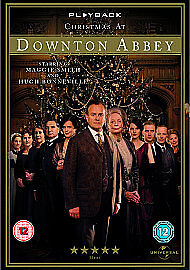 Downton Abbey: Christmas At Downtown Abbey DVD (2011) Maggie Smith Cert 12 • 2£