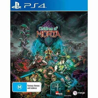 AU37.99 • Buy Children Of Morta PS4 Playstation 4 Brand New Sealed