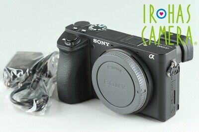 $ CDN1062.36 • Buy Sony Alpha A6500 Digital Camera With Box *JP Language Only* #24693 D2