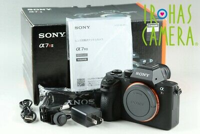 $ CDN1805.74 • Buy Sony α7R II / A7R II Digital Camera With Box *JP Language Only* #24014