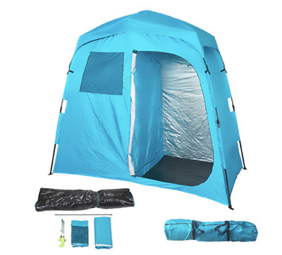 AU149 • Buy Deluxe Ensuite Double Automatic Two Room Shower Tent Camp Caravan Boat 4wd UTE