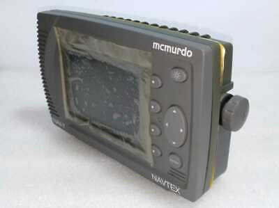 Mcmurdo NAV-7 Colour Gmdss Navtex Receiver • 915.53£