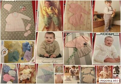 Baby / Children Knitting Patterns  • 1.50£