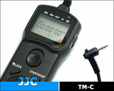 TM-C Multi-Function Timer Remote Control For Canon 550D 600D 650D 700D G12 G15 • 26.99£