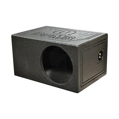 "$ CDN130.28 • Buy Qpower QBOMB10VLSINGLE Single 10"" Qbomb Woofer Box"