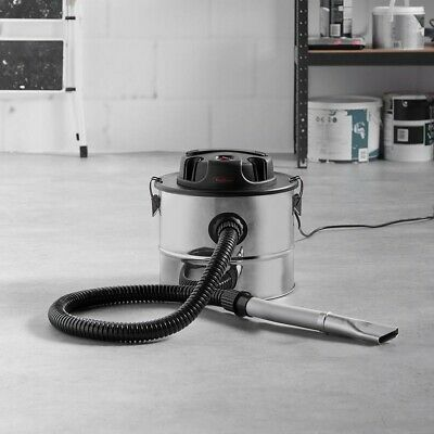 Metal Small Ash Vacuum Cleaner Home Cleaning Hoover Wood Fire Debris Vacume Best • 62.99£