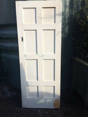 Interior Victorian Wooden Sliding Door • 15£