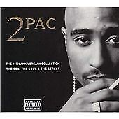 2Pac 2 PAC TUPAC 10th Anniversary Collection  VERY BEST OF 3CD 40 HITS NR MINT • 29.99£