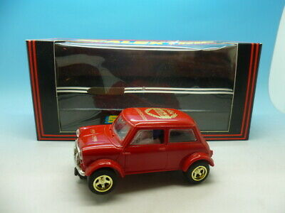 Scalextric Very Rare Jubilee Mini In Red Not Burgundy, Mint And In A Period Orig • 1,200£