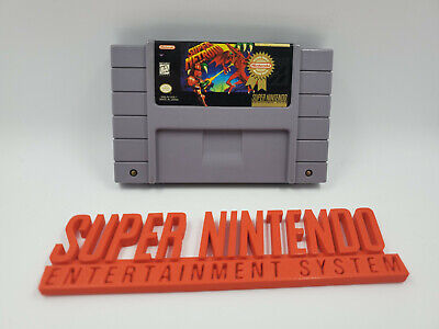 $ CDN184.99 • Buy Lot Of 4 Great Super Nintendo SNES Games, Authentic, Great Conditions, Tested