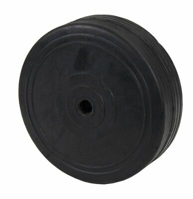 AU21 • Buy 6  Replacement Wheel For Jockey Wheel - Solid Rubber