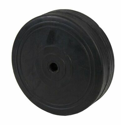 AU19.50 • Buy 6  Wheel Solid Rubber For Jockey Wheel Replacement