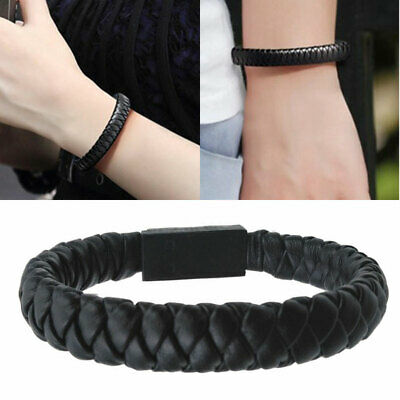 $2.99 • Buy Hand Made Mini Type-C Micro USB Bracelet Charger Data Charging Cable Sync Cord