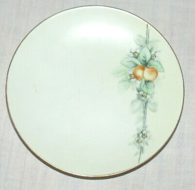 $9.99 • Buy J&C Bavaria 6 Inch Plate With Oranges Decoration - Free US Ship