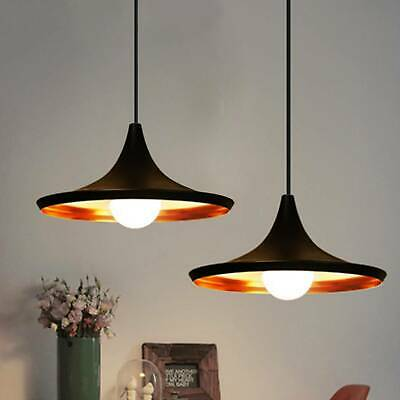 £10.39 • Buy Retro Industrial Style Ceiling Light Shade Bar Meal Chandelier Art Lamp Shade UK