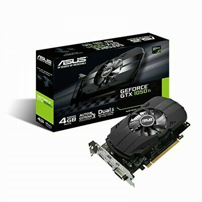 $ CDN249.29 • Buy USED ASUS NVIDIA GeForce GTX 1050TI Video Card Overclocking PH-GTX1050TI-4G
