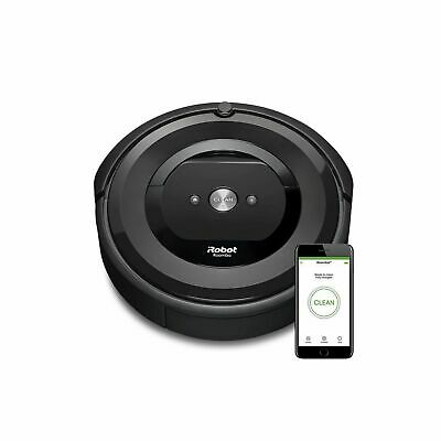 View Details IRobot Roomba E5 Robot Vacuum Cleaner, Smart Robotic Hoover With HEPA Cleaning • 319.00£