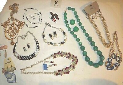 $ CDN65.32 • Buy Huge Lot K Of Jewelry Sets  Necklaces, Earrings & More *lqqk*