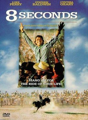 AU14.17 • Buy 8 SECONDS Luke Perry DVD NEW