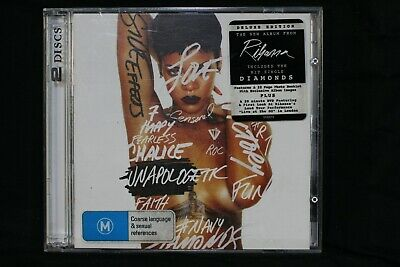 AU18 • Buy  Rihanna ‎– Unapologetic   - CD (C1058)