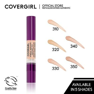 $6.48 • Buy Covergirl Simply Ageless Instant Fix Advanced Concealer - Choose Your Shade!
