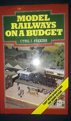 Model Railways On A Budget, A Model Railway Book • 3.95£