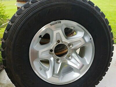 AU250 • Buy Toyota Landcruiser 70 Series Wheels