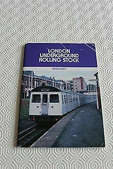 London Underground Rolling Stock 1984-85 | Book | Condition Good • 6.22£