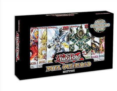 £26.89 • Buy YuGiOh Duel Overload Box Set : Brand New & Sealed : 1st Edition
