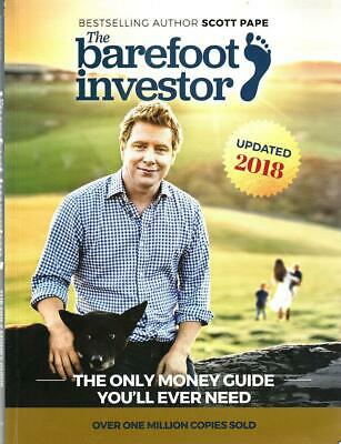 AU14.95 • Buy THE BAREFOOT INVESTOR  The Only Money Guide You'll Ever Need  SCOTT PAPE