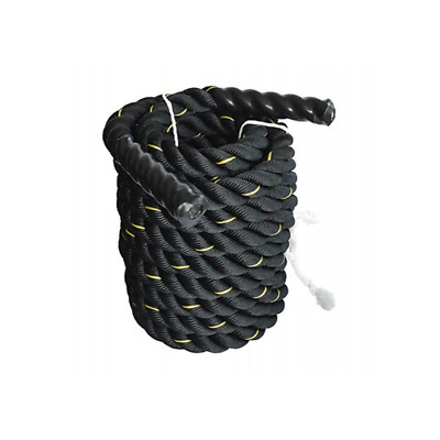 AU99.95 • Buy Battle Rope 9M Length Poly Exercise Workout Strength Training