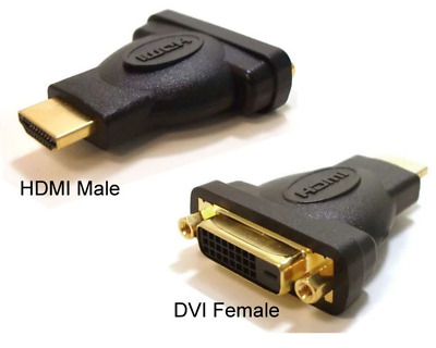 AU29.95 • Buy HDMI To DVI-D Adapter Converter Male To Female