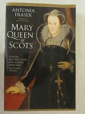 $9.99 • Buy Mary Queen Of Scots By Antonia Fraser (1993, Paperback)