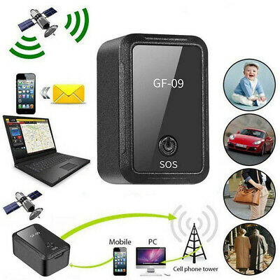 GPS Tracker Realtime GPRS Car GSMVehicle Spy Tracking Device Anti-theft Locator • 16.33£