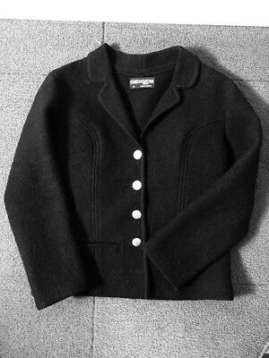 $22.50 • Buy Geiger Austria Women's Wool  Jacket Size 38 (US 8-10) Read Description