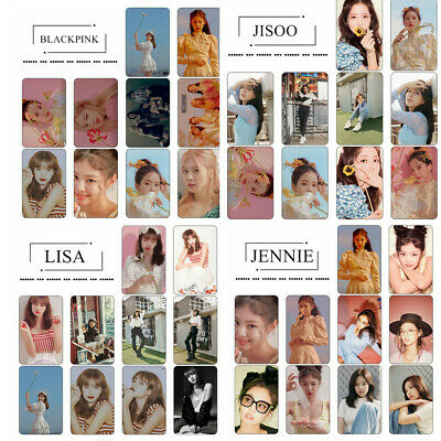 $ CDN2.03 • Buy KPOP BLACKPINK 2020 Collection Photocard Sticker HD Sticky Photograph Card 10pcs