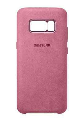 AU19.85 • Buy 100% Official Genuine Samsung Galaxy S8+ Plus ALCANTRA  Cover / Case Pink