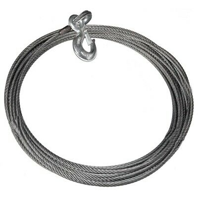 $186.37 • Buy Warn 27569 Winch Cable 3/8  X 30 Meter EIPS NEW