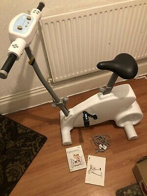 Nintendo Wii - Fitness Exercise Cyber Bike And Game - Collect Manchester • 100£