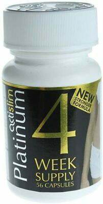 Actislim Platinum The UK's 1 Weight Loss Slimming Pill , Contains Garcinia Cambo • 47.30£