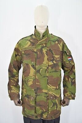 £35 • Buy Dutch Army Parka With Removable Goretex +Winter Fur Liner Waterproof Camo Jacket