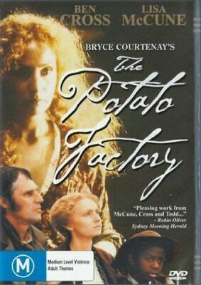 AU9.95 • Buy The Potato Factory DVD Lisa McCune New And Sealed Australian Release