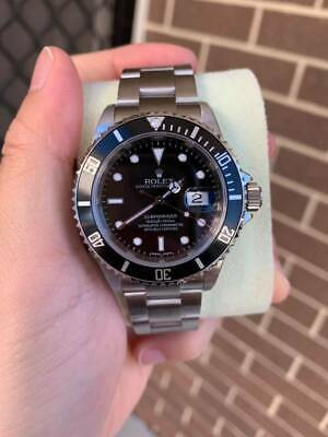 AU13425 • Buy Rolex Submariner 16610 (MINT Condition) RSC Serviced 2020 And Fullset