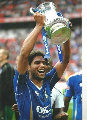 Glen Johnson Portsmouth FC Signed 10 X 8 Inch Authentic Football Photo SS1056 • 16.97£