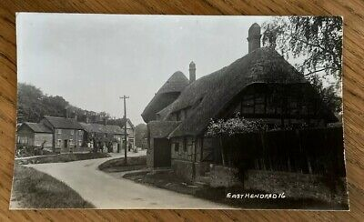 East Hendred Berkshire Real Photographic Postcard • 20£