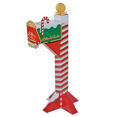 $42.84 • Buy Santa'S Mailbox Cardboard Stand-Up - Party Decor - 1 Piece