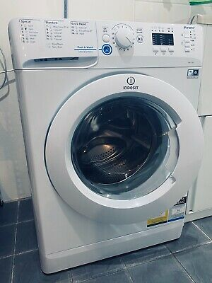 AU117.50 • Buy Indesit Washing Machine 7Kg - EXCELLENT Condition