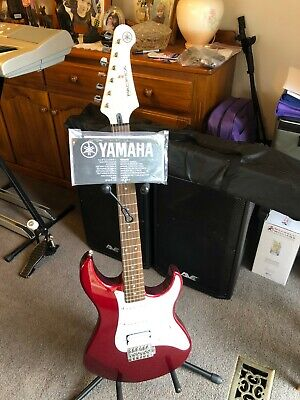 AU120 • Buy Yamaha Pacifica Electric Guitar